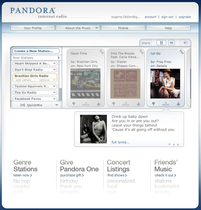 how to download songs from pandora